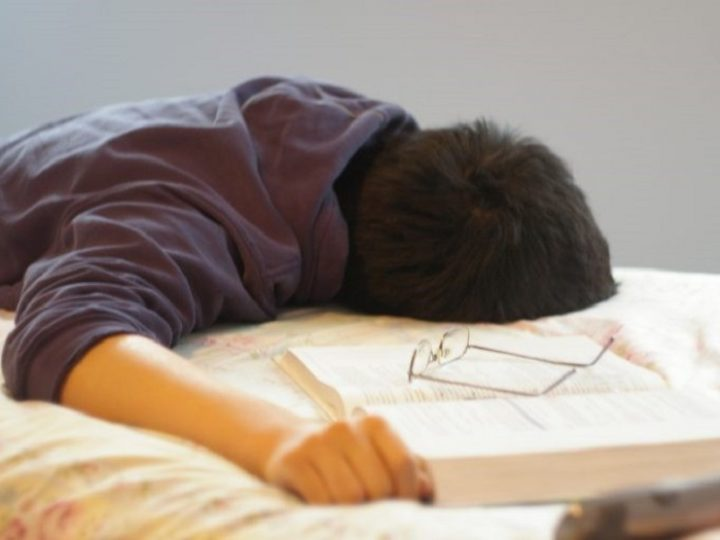 How to Cope with Study Anxiety