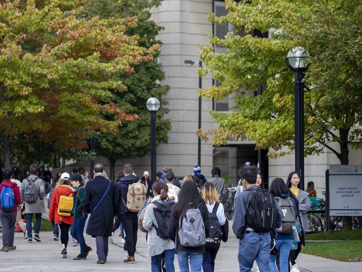 How to Stay Safe on Your College Campus